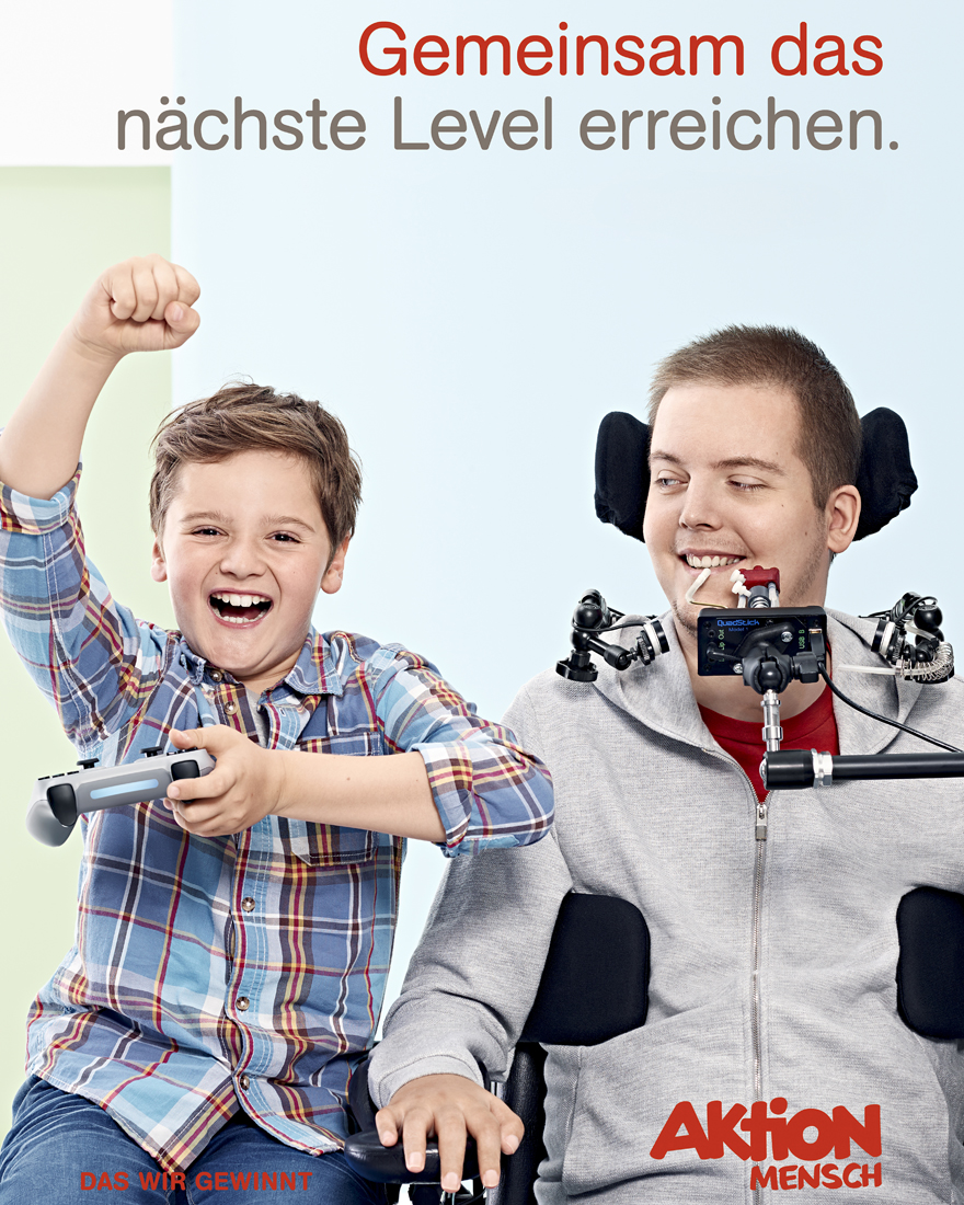 Aktion Mensch Campaign